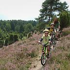 Foto: Radfahren Lüneburger Heide