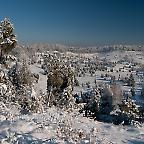 Foto: Totengrund Winter Lüneburger Heide
