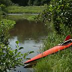Foto: Kanu Luhe - Lüneburger Heide